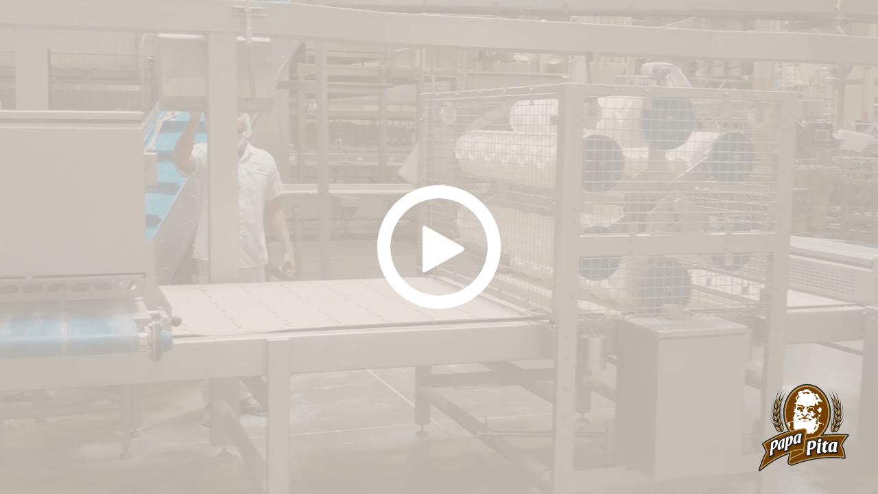 Papa Pita-Factory-Line
