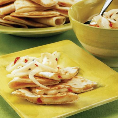 Tortilla-Quesadilla