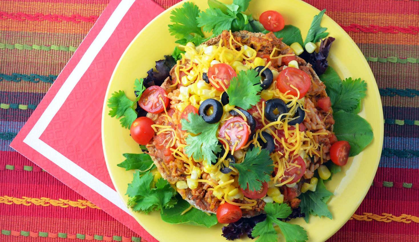 Southwestern-Pita-Tacos