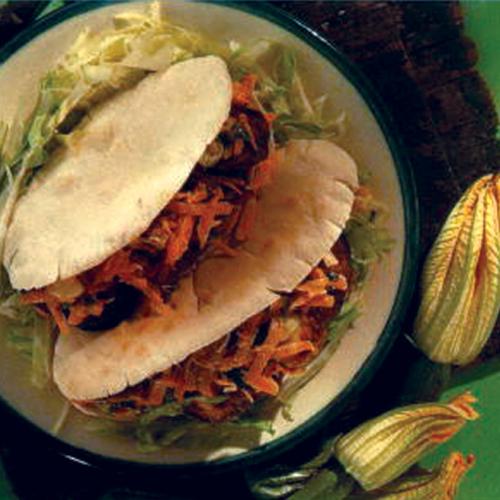 Pita-Pocket-Zucchihi-Carrots-Pecan