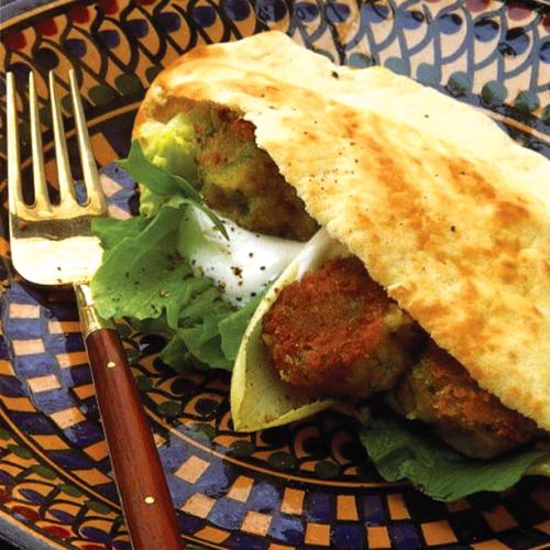 Pita-Pokcet-Falafel