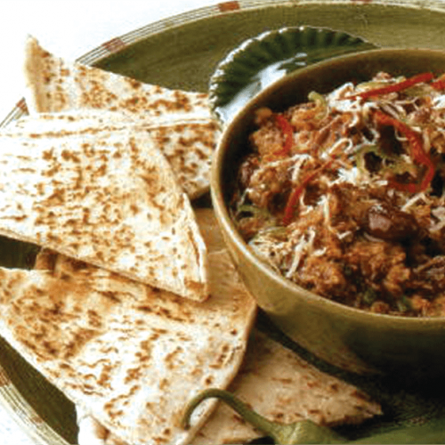 Tortilla-Vegetarian-Tapenade