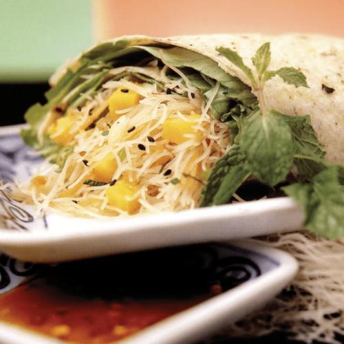 Tortilla-Vietnamese-Wrap