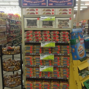 Reams Sprigville Pita And Donut End Cap