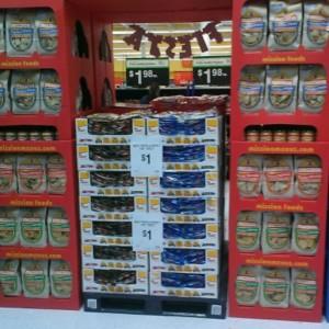 Walmart 5 De Mayo Display