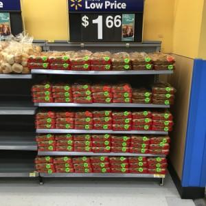 Walmart Dinner Rolls Display-min