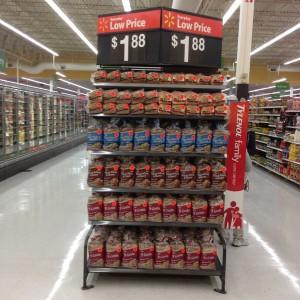 Walmart GV End Cap