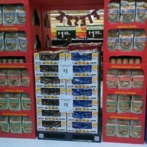 Walmart Midvale 5 De Mayo Tortilla Display