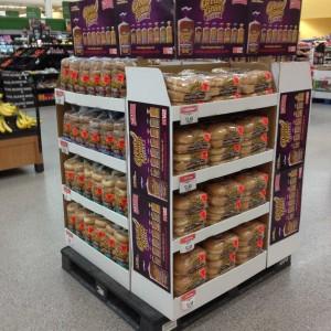 Walmart Orem 4 Way Display (2)