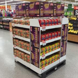 Walmart Orem 4 Way Display (3)