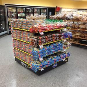Walmart Orem Pita And Tortilla Display