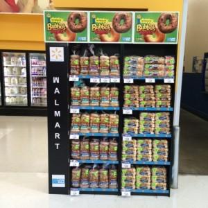 Walmart Permanent PP Display View 2