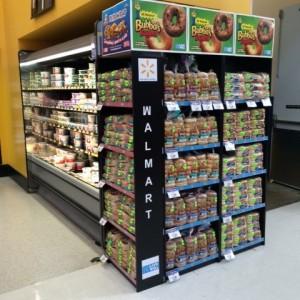 Walmart Permanent PP Display View 3