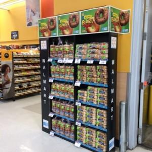 Walmart Riverdale Permanent PP Display View 1