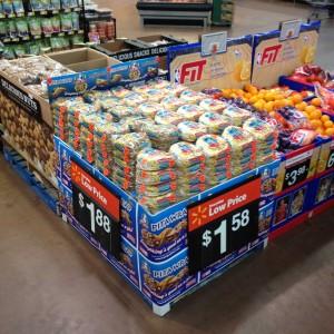 Walmart Riverton Pita Pallet