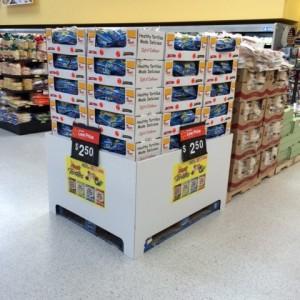 Walmart Tooele Best 25pk Tortilla Pallet