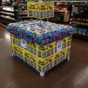 Walmart Tortilla Pallet View 1
