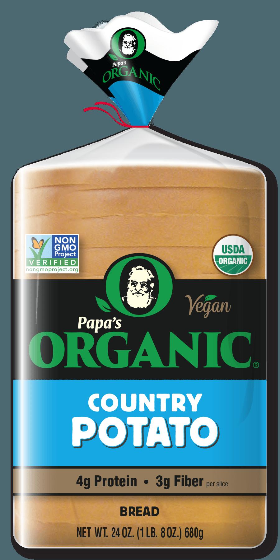 Papa's Organic Country Potato