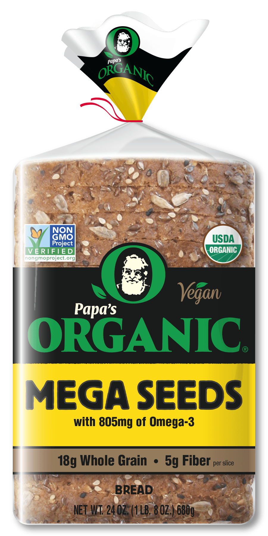 Papa's Organic Mega Seeds