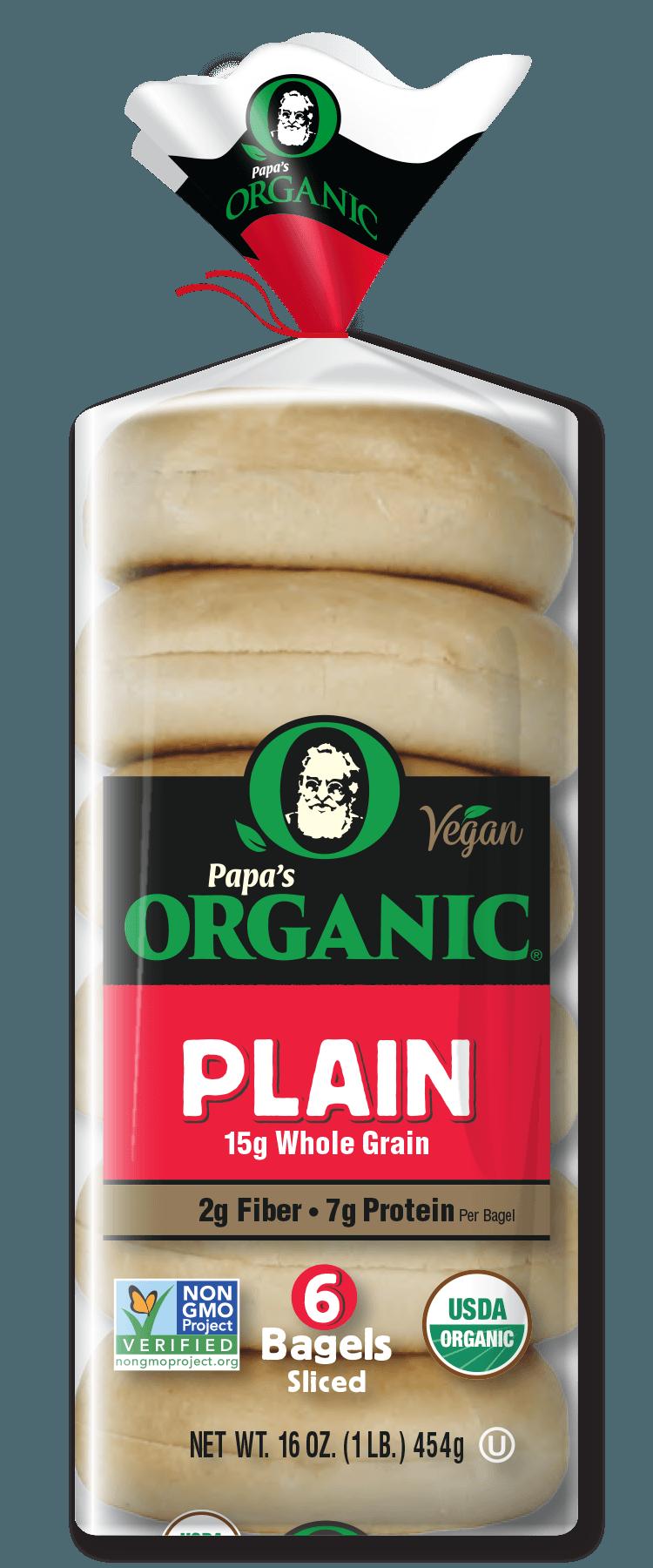 Papa's Plain Bagels